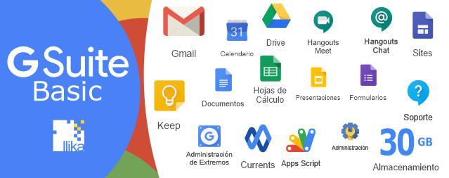 Google Workspace en Peru
